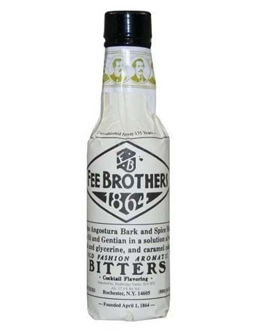 FEE BROTHERS 1864 OLD FASHI. BITTERS 015