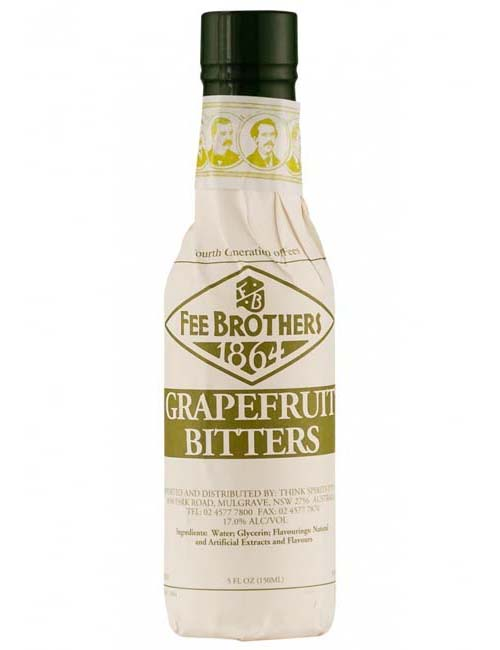 FEE BROTHERS 1864 GRAPEFRUIT BITTERS 015
