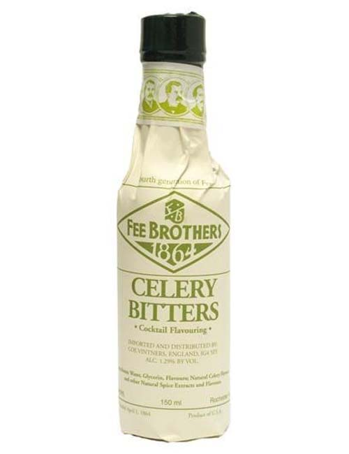 FEE BROTHERS 1864 CELERY BITTERS 015
