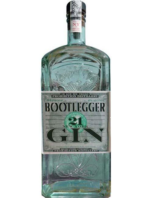 BOOTLEGGER 21 GIN 070