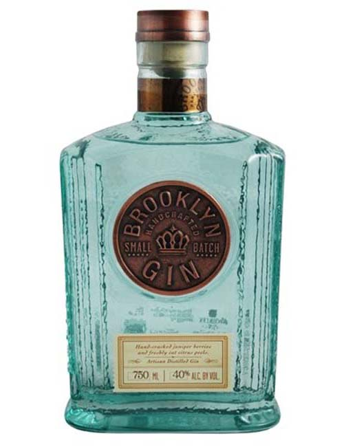BROOKLYN GIN 070