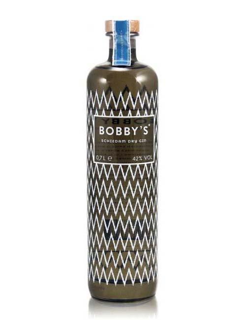 BOBBY'S SCHIEDAM DRY GIN 070