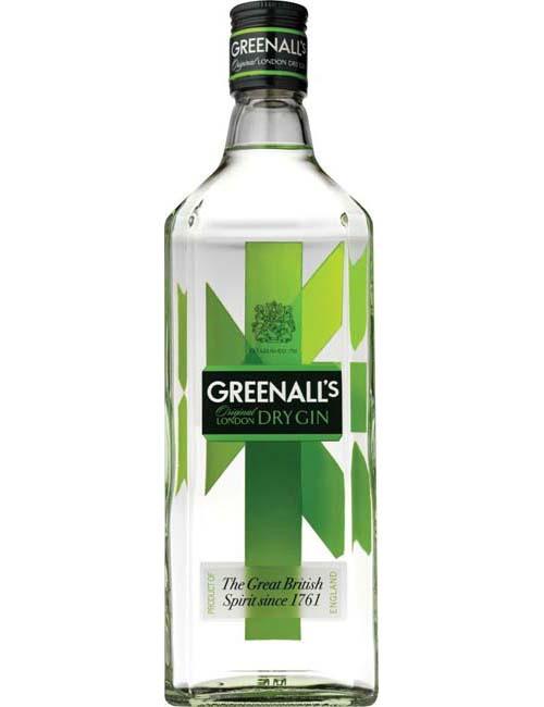GREENALL'S LONDON DRY GIN 100