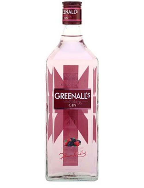 GREENALL'S WILD BERRY GIN 070