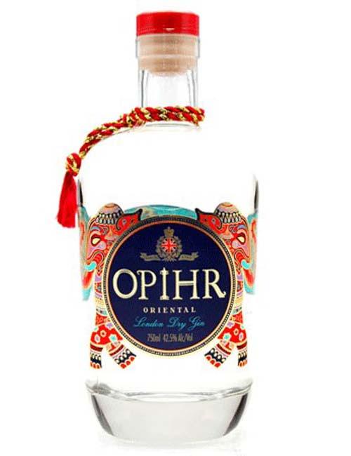 OPIHR LONDON DRY GIN 070