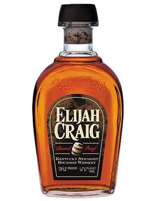 ELIJAH CRAIG BARREL PROOF BOURB. WHISKEY 12Y 070