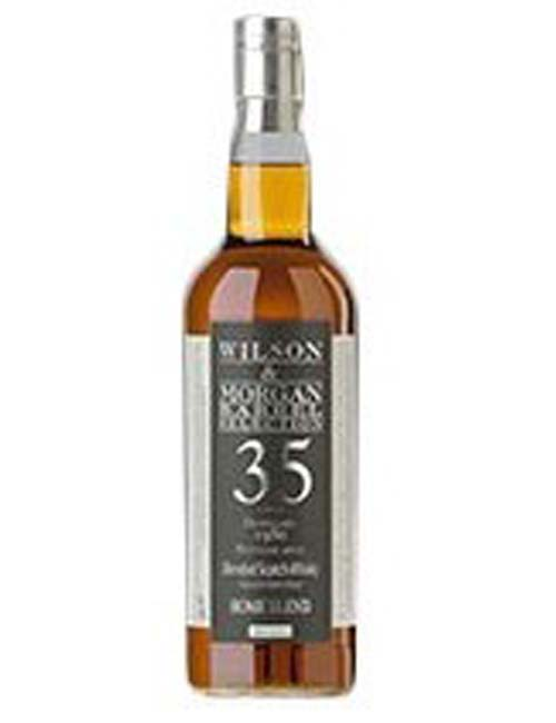W&M HOME BLEND 35YO (80-15) SHERRY WOOD WHISKY 070
