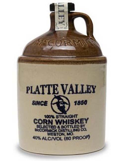 PLATTE VALLEY CORN WHISKEY 070