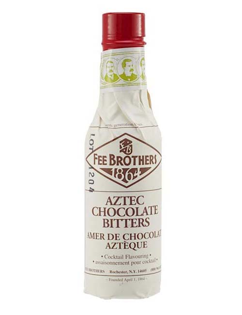 FEE BROTHERS 1864 AZTEC CHOCOLATE BITTERS 015