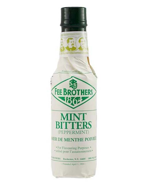 FEE BROTHERS 1864 MINT BITTERS 015