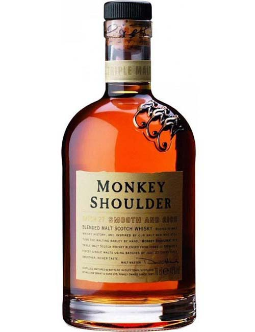 MONKEY SHOULDER SCOTCH WHISKY 070
