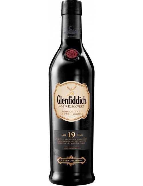 GLENFIDDICH 19Y CASK AGE SC. WHISKY 070