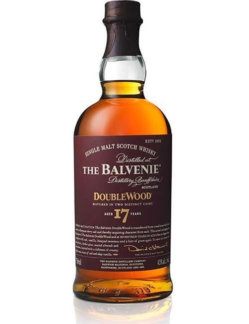THE BALVENIE 17Y DOUBLEWOOD WHISKY 070