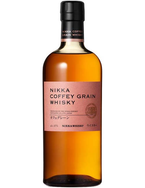 NIKKA COFFEY GRAIN SING. MALT WHISKY 070