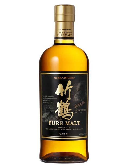 NIKKA TAKETSURU NO AGE WHISKY 070 VATTED MALT