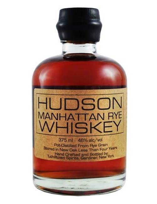 HUDSON MANATHANN RYE BOURBON WHISKEY 035