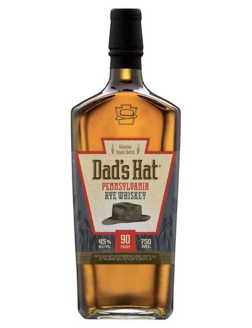 DAD'S HAT DAD'S45 WHISKEY 070