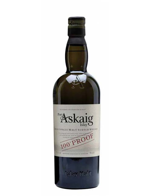 PORT ASKAIG 100 PROOF SCOTCH WHISKY 070