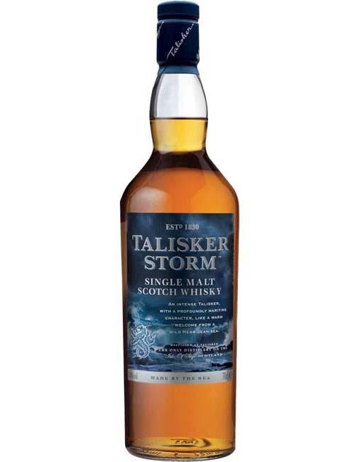TALISKER STORM SCOTCH WHISKY 070