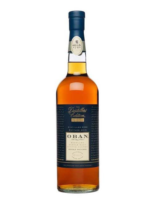 OBAN DISTILLERS EDITION WHISKY 070