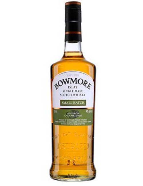 BOWMORE SMALL BATCH SCOTCH WHISKY 070