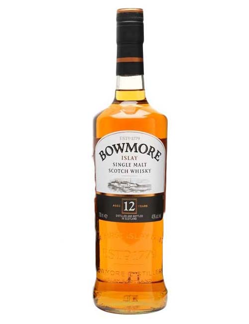 BOWMORE 12Y SCOTCH WHISKY 070