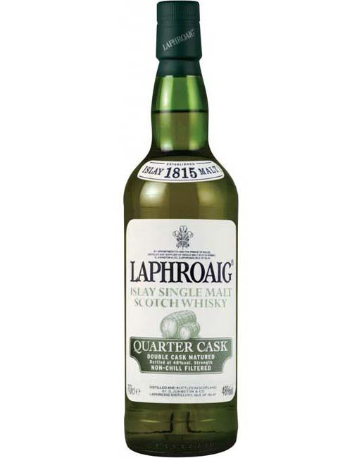 LAPHORAIG QUARTER CASK SCOTCH WHISKY 070