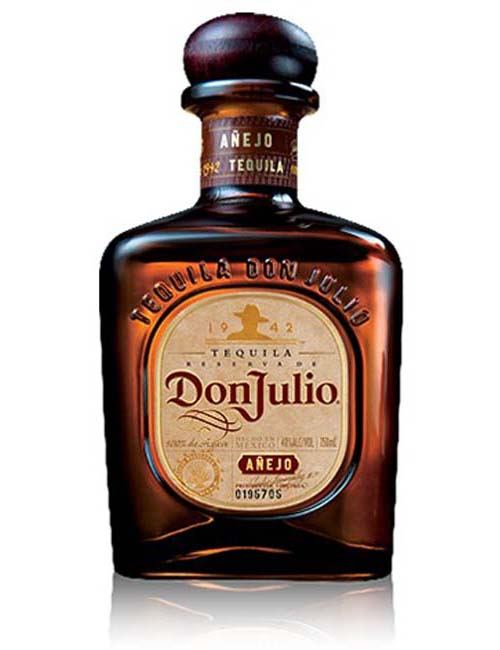 DON JULIO ANEJO TEQUILA 070