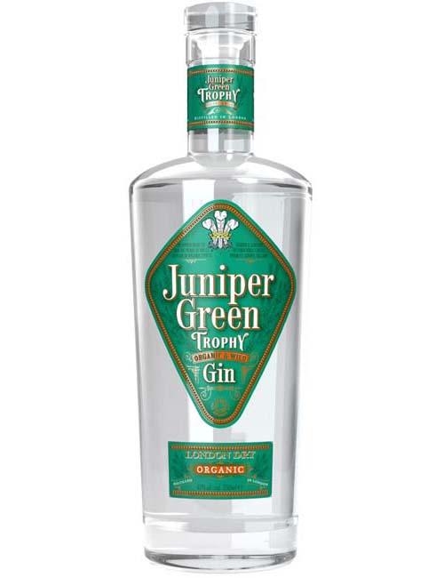 JUNIPER GREEN TROPHY GIN 070