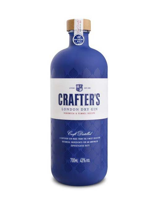 CRAFTER'S LONDON DRY GIN 070