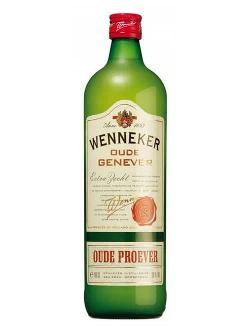 WENNEKER ORIGINELE OUDE GENEVER GIN 100