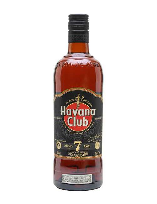 HAVANA CLUB RON 7Y 100