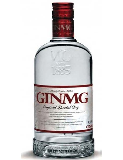 MG GIN  100