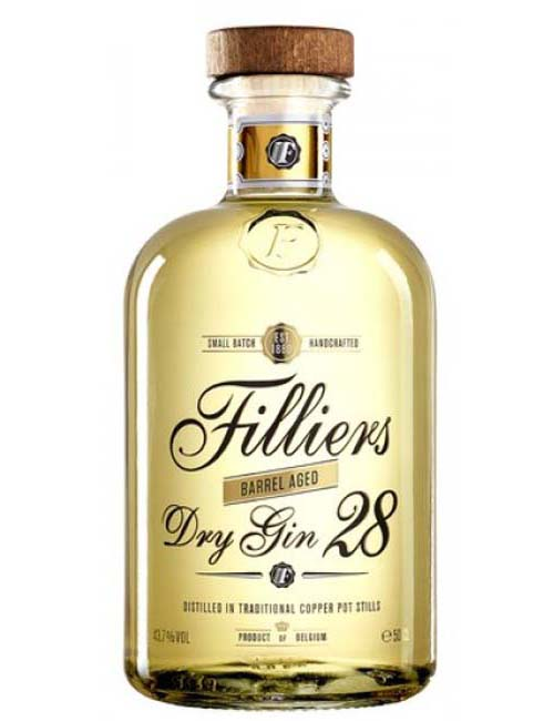 FILLIERS DRY 28 BARREL AGED GIN 050
