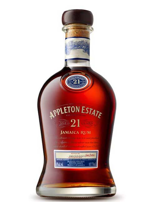 APPLETON ESTATE RUM 21Y 070