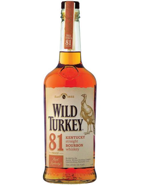 WILD TURKEY 81 WHISKEY 100