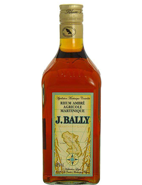 BALLY RHUM AGRICOLE AMBRE 070