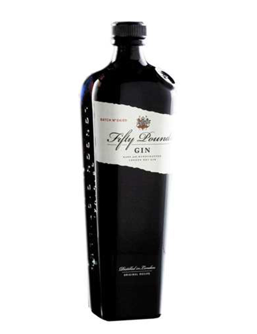 FIFITY POUNDS LONDON GIN 070
