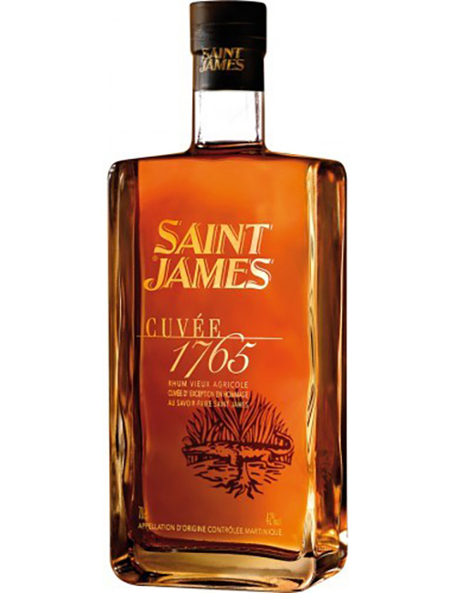 SAINT JAMES RHUM AGRICOLE CUVEE 1765 070