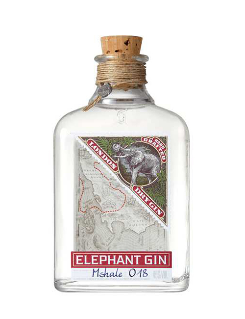 ELEPHANT SINGLE BATCH SELECTION GIN 050