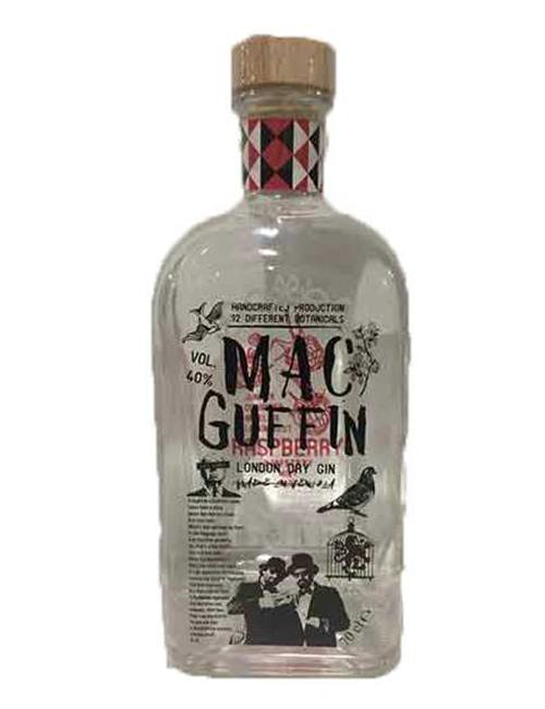 MACGUFFIN GIN RASPBERRY070