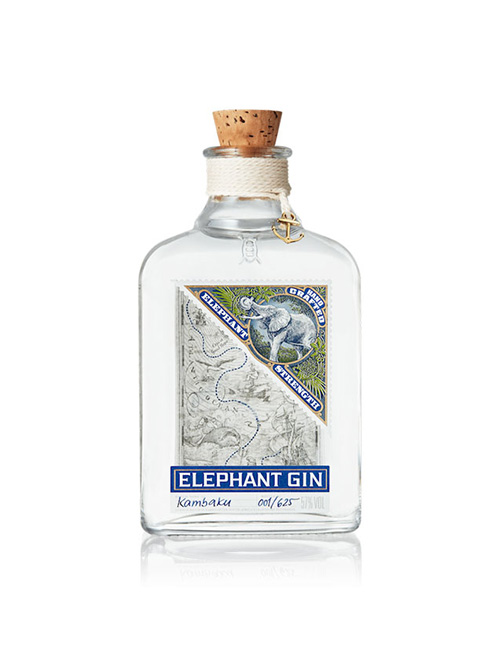ELEPHANT NAVY STRENGTH DRY GIN 050