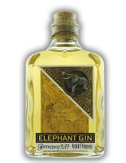 ELEPHANT AGED GIN 050