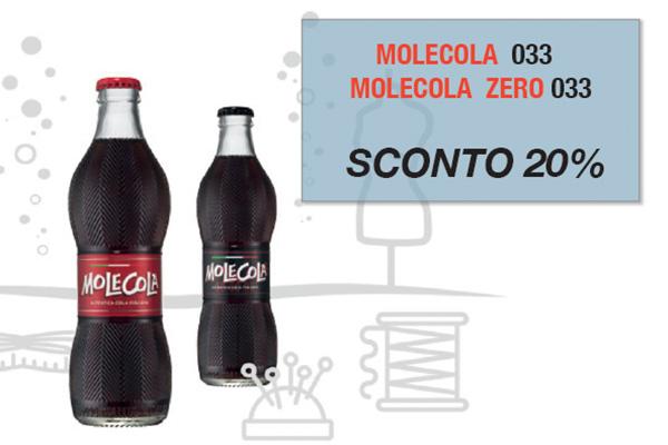 Promozione bevanda Molecola